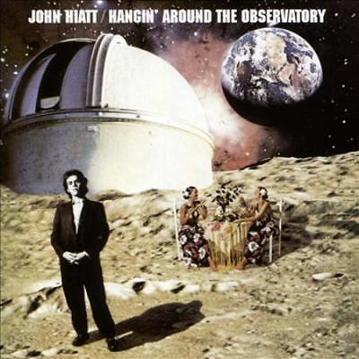 John Hiatt - Hangin' Around The Observatory New Cd
