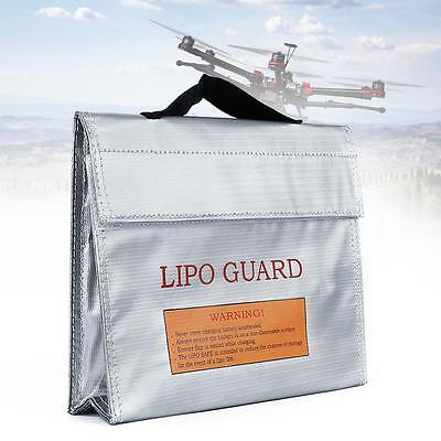 LiPo Safe Battery Guard Charging Protection Explosion Proof Bag 240x65x180mm SP