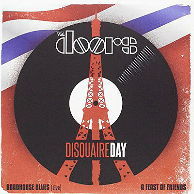 the  Doors-Disquaire DayRoadhouse Blues Live a Feast of Friends7Rsd 2016 [Vinyl
