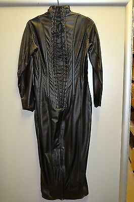 North Bound Leather Dress gr xL Style 6181 made in Canada 100% Leder Pos 76