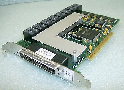Measurement Computing 8-channel High-voltage Relay I/O PCI Boards [PCI-PDISO8]