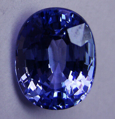 2.19ct!! SAPPHIRE NATURAL BLUE COLOUR-EXPERTLY FACETED IN GERMANY+CERT AVAILABLE