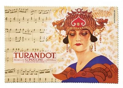 Opera Turandot - Glasses Cleaning Cloth Microfibre