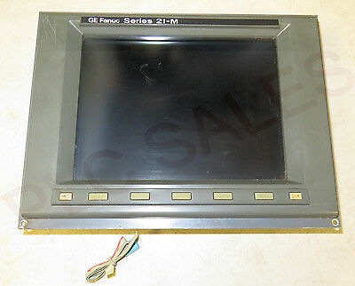 FANUC A02B-0200-C115  |  21-M Operator Interface Unit