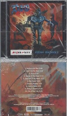 Cd--Super Value/ Dio--Angry Machines