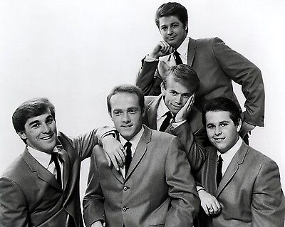 "Beach Boys 10"" x 8"" Photograph no 7"