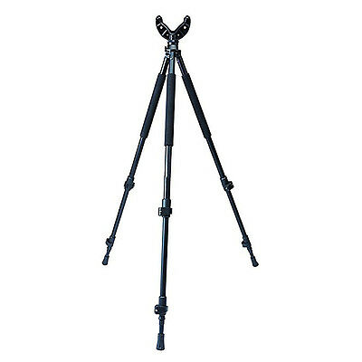 Allen 2167 Backcountry Tripod Shooting Stick Extends To 61 Inches Locking Legs