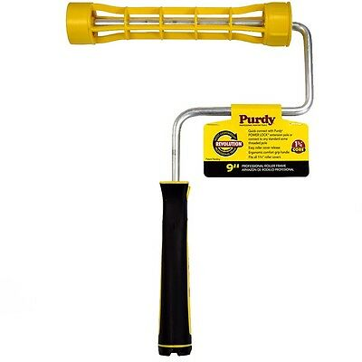 """Purdy 9"""" Revolution Paint Roller Frame 1-3/4"""" Core"""