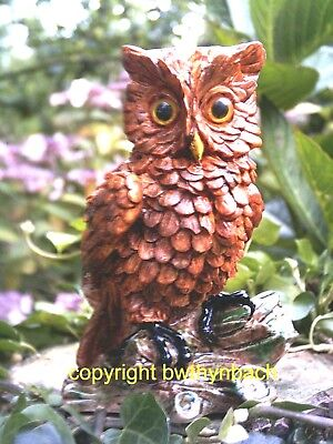 New Design Rubber Latex Mould Moulds Mold To Make A Little Owl