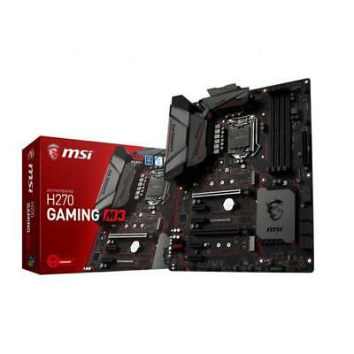 7A62-002R Scheda Madre Msi H270 Gaming M3