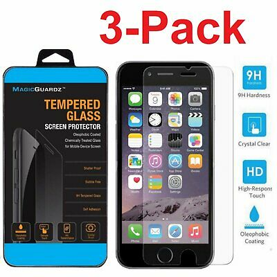 Premium Real Screen Protector Tempered Glass For iPhone 6 6s 7 8 Plus