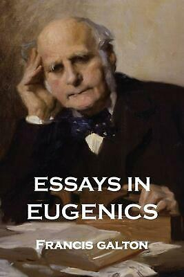 Essays in Eugenics by Francis Galton (English) Paperback Book Free Shipping!