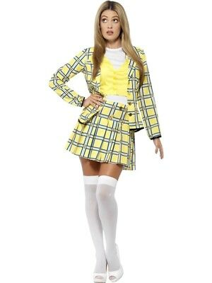 Clueless Cher Costume Smiffys Fancy Dress Costume