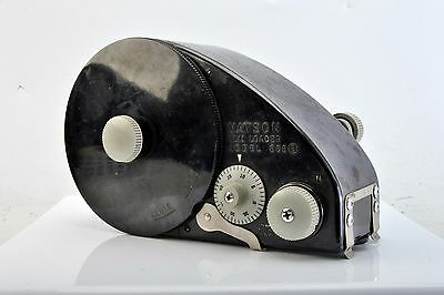 Watson Film Loader Model 66B By Burke & James, Bulk 35mm Film Loader (V3160)