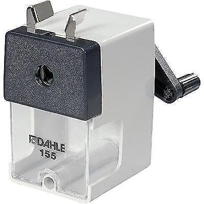 Dahle 155 Professional Rotary Pencil Sharpener with Automatic Cutting System,