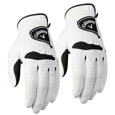 Callaway Golf Xtreme 365 All Weather Golf Glove (Twin Pack LH)