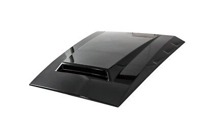 Hood Scoop Bonnet Scoop Mercedes W463 G 89+ Obsidian Black ABS not GRP