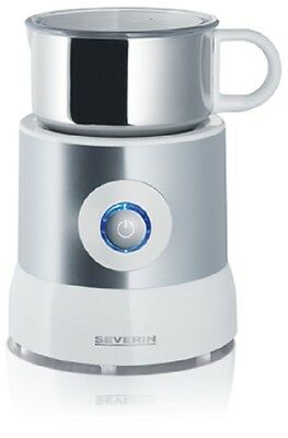 Severin Sm9684 Induction Milk Frother, Silver & White