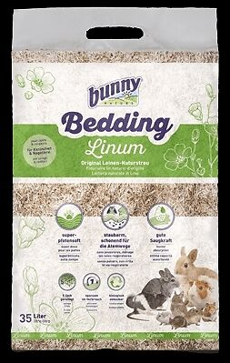 BunnyBedding Linum Inhalt 35 Liter