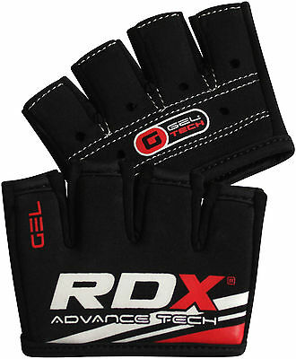 RDX GEL Knuckle Pads Bandages Hand Wraps MMA Boxing Gloves Punch Bag Muay Thai