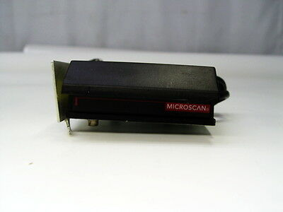 Microscan MS-710 Laser Barcode Scanner FIS-0710-0100