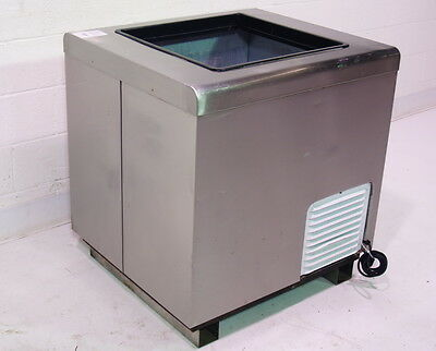 Used C Nelson Mfg Reach In Freezer Cabinet