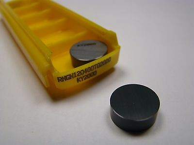 KENNAMETAL Ceramic Turning Inserts RNG43T0820 KY2000 Qty 2 -9395E126