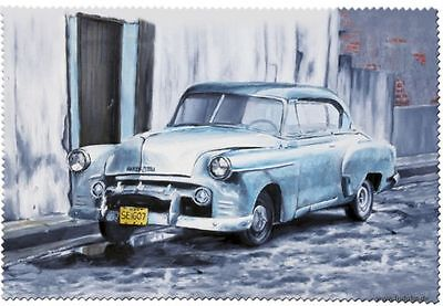 Cuba Classics: CHEVROLET - Glasses cleaning cloth microfibre