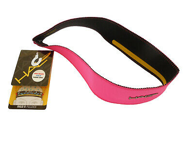 Halo 11 Headband Sweatband Pullover Hot Pink