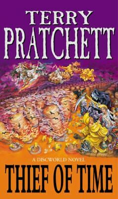 A Discworld novel: Thief of time by Terry Pratchett (Paperback)