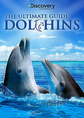 The Ultimate Guide: Dolphins (DVD, 2011) Discovery Channel  Bonus:Whales,Octopi