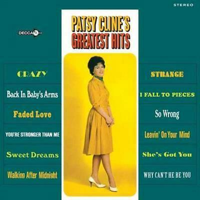 Greatest Hits (lp) - Cline,Patsy LP Free Shipping!