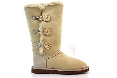 UGG Australia Women's Bailey Button in Sand Size 5