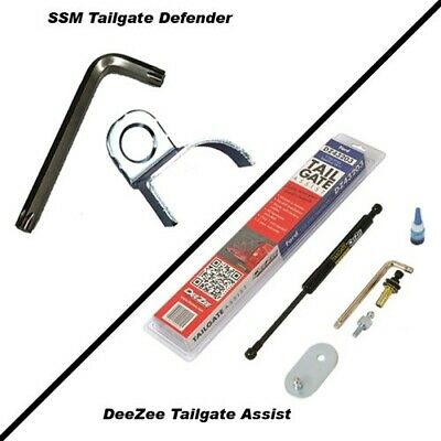 97-03 Ford F-150 Dee Zee Tailgate Assist & SSM Tailgate Defender Combo Kit