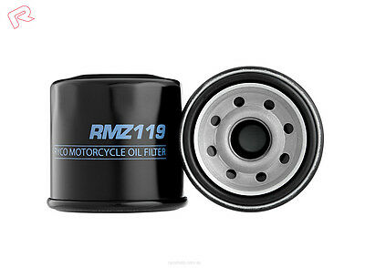 TRIUMPH MOTORCYCLE OIL FILTER - Thruxton and Thunderbird models - RYCO (RMZ119)