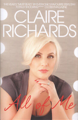 All of me by Claire Richards (Hardback)