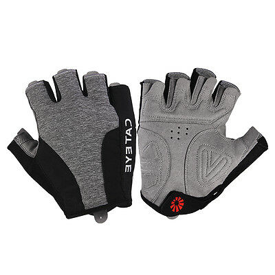 CATEYE Cycling Half Finger Gloves Non-slip Outdoor Sports Bicycle Short Gloves