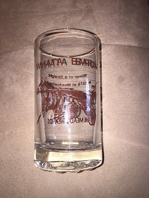 1978 MEADOWLANDS HORSE RACE TROTTERS Glass Money Win Year Whata Baron Pacer ����