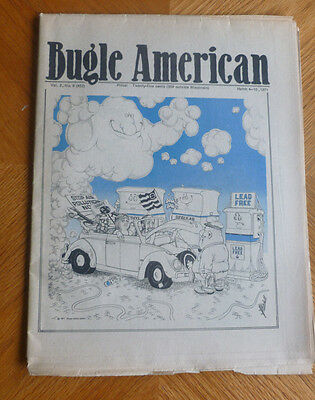 Bugle American #22 March 4 1971 Richie Havens