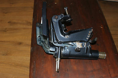 Yamaha 9.9 Outboard Swivel Bracket & Clamp 68200  3