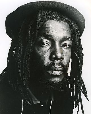 "Peter Tosh 10"" x 8"" Photograph no 1"