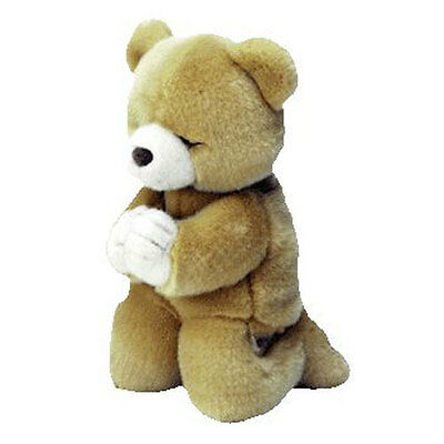 TY Beanie Buddy - HOPE the Praying Bear (10 inch) - MWMTs Stuffed Animal Toy