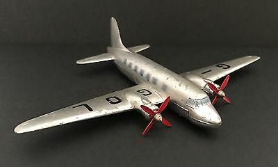 Vintage Dinky Viking G-AGOL Plane Meccano Toys Model Aircraft Airplane