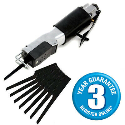 High Speed Reciprocating Air Body Cut Off Saw + 7 Blades - 3 Year Warranty