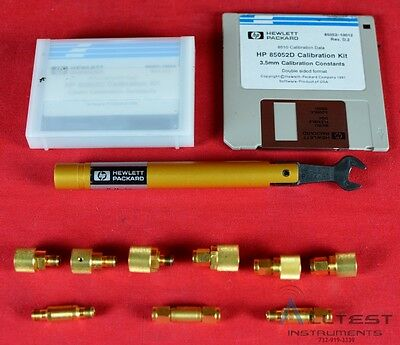 HP / Agilent 85052D 3.5 mm Calibration Kit