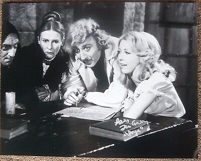 Teri Garr Autograph Signed 11X14 Photo From Young Frankenstein