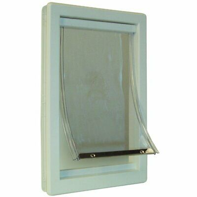 Plastic Pet Dog Door - Extra Large