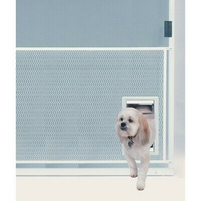 Screen Guard Pet Dog Door - Medium