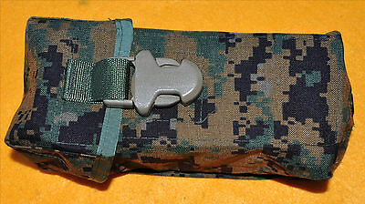 Triple Magazine pouch holds 3-30rd. MAGS  MARPAT  Woodland Green Brand new