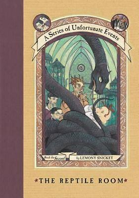 Series of Unfortunate Events S.: The Reptile Room by Lemony Snicket (Hardback)